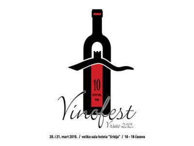 Jubilarni, 10. Međunarodni sajam vina u Vršcu – VINOFEST  2015.