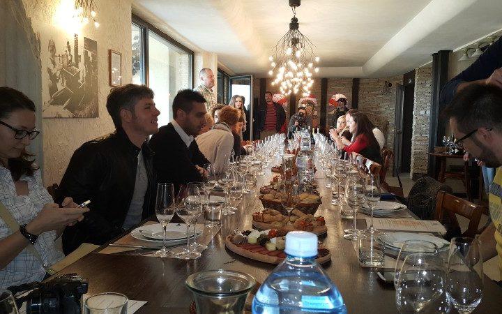 Trijumf #WineUP u vinariji Aleksandrović