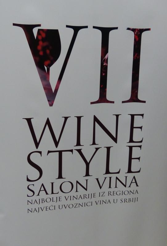 Sedmi Wine Style salon vina