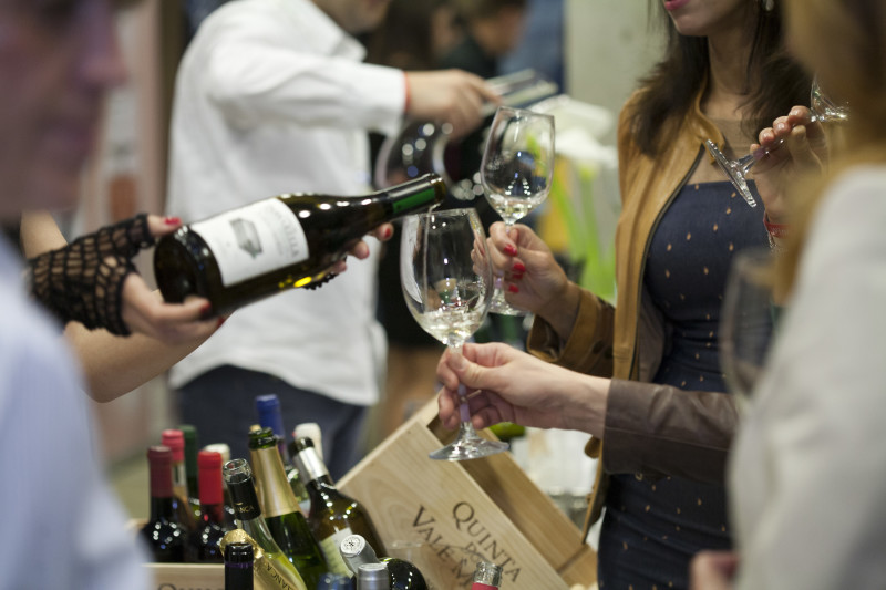 VII Wine Style salon vina